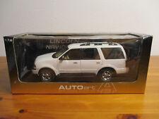 (Gor) 1:18 AutoArt Ford Lincoln Navigator NIP