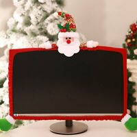 Fun Christmas Home Ornament Notebook Case Office Computer Cover Decor/g