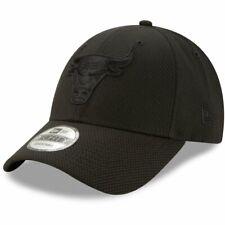 New Era 9Forty Cap - DIAMOND ERA Chicago Bulls schwarz