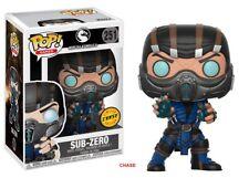 Pop! Games - Mortal Kombat: Subzero (Chase) (Neu)