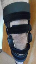 Fasce, cinture e busti nero al ginocchio per ortopedia