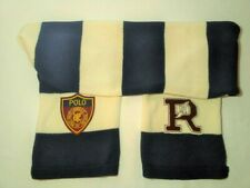 Rare! POLO RALPH LAUREN MEN'S TWO SIDED scarf