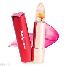 Kailijumei Flower Jelly Lipstick Temperature Change Lip stick Lips 4 Colors UK