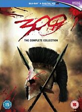 300 / 300: Rise of an Empire Double Pack [Blu-ray] [Region Free] Used Very Good
