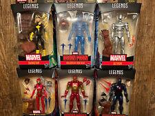 Iron Man Ursa Major Wave Lot   Build A Bear, Marvel Legends, Ultron, Riri