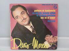 Dario Moreno – Guitare Et Tambourin                   Philips – 432.341 BE