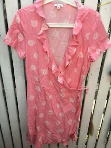 Lily loves size 12 Wrap dress near new condition