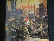 "Raven ""Rock Until You Drop"" Original LP. 1st pressing/Import (NEAT 1001) RARE !"