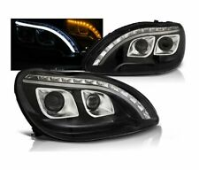 Faro Fanale Tuning MERCEDES W220 Classe S 09.98-05.05 RED Nero LED