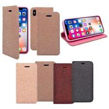 Fundas con tapa Para iPhone X de piel para teléfonos móviles y PDAs