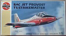 1/72 Airfix Jet Provost T5 / Strikemaster scale model kit
