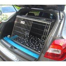 Pet World MERCEDES Gla220 Sloping Car Dog Cage Boot Travel Crate Puppy Guard
