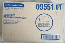 Kimberly Clark 09551 Professional Cored Jrt Bathroom Tissue Dispenser Smoke Grey