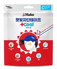andmake sun protect cooling Face Sticker Patch(5set) 햇빛차단테잎