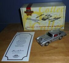 Matchbox Collectables DYB06-M Aston Martin DB4 MICA Hershey 2001 Black Code 2