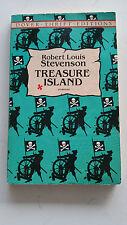 Dover Thrift Editions, Treasure Island, Robert Louis Stevenson (paperback,1993)