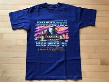 Vtg Limted Edition '94 Harley Davidson Daytona Beach Bike Week T-shirt Sz M Mens