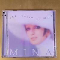 MINA - UNA STORIA - IL MITO - 2002 MBO - 2CD - OTTIMO CD [AQ-159]