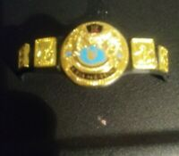 WWE Mattel Elite Attitude Era Winged Big Eagle Championship Belt Accessory!!