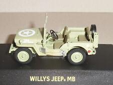 "Greenlight   .#86307.     ""WILLYS JEEP,  U.S. ARMY.                   1:43 SCALE"