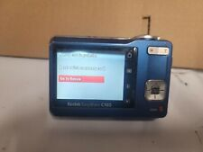 "Kodak EasyShare C180 10.2MP HD Silver Digital Camera 2.4"" LCD 3x Optical Zoom"