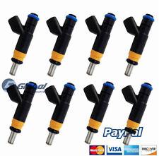 GA Set of  8 Fuel Injectors For 5037479AA Chrysler Dodge Challenger Ram 15000
