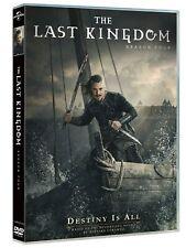 The Last Kingdom: Season Four (Box Set) [DVD]