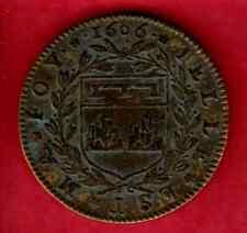 jeton cuivre Dijon Louis XIII 1606 Jean PERROT Bourgogne rare