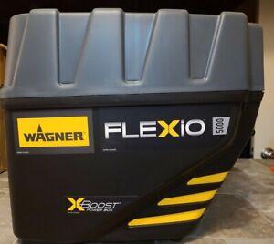 Wagner Spraytech 0529091 FLEXiO 5000 HVLP Paint Sprayer *New Open Box*