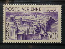 MAROC '1951 ** MNH PA82 YT 20 EUR,AVIATION,SERVICE POSTAL AERIEN,TRANSPORT,RABAT