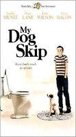 """KEVIN BACON, FRANKIE MUNIZ """"My Dog Skip"""" 2000 Movie VHS, BRAND NEW, FREE Shpg."""