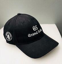 GRAND SEIKO GS watch HAT cap BLACK - NEW-