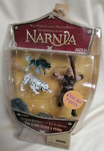 THE CHRONICLES OF NARNIA - 4 Figures The White Witch's Army Box Set Hasbro 2005