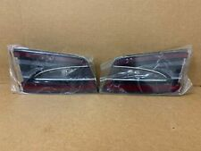 12-19 Tesla Model S Trunk Inner Tail Light RH LH Driver Passenger Lights Set NEW