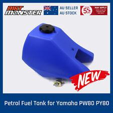 Gas Petrol Fuel Tank w' Tap for  Yamaha PW80 PY80 Dirt Pit Trial Bike PEEWEE 80
