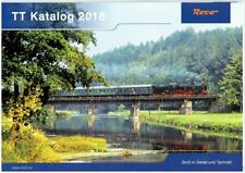 Modelleisenbahn Katalog Roco TT 2018 neu