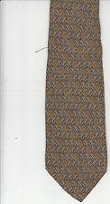 Fendi-[If New $350]-Authentic-100% Silk Tie-Made In Italy-F5-Men's Tie