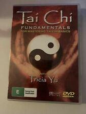 Tai Chi Fundamentals With Tricia Yu DVD Postage
