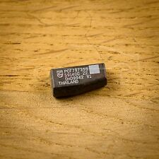 Chip De Llave Transponder OPEL OPEL ID40 T12 Genuino Phillips crypto (Blanco)