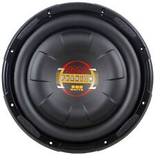 "New Boss D10F 10"" 800 Watt Slim Low-Profile Shallow Car Audio Subwoofer Sub"