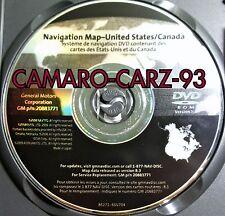 2006 2007 2008 2009 2010 2011 Buick Lucerne Enclave Acadia Navigation DVD Map