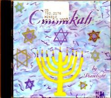 CHANUKAH BY PIANOLIGHT: TRADITIONAL INSTRUMENTAL HOLIDAY PIANO MUSIC CD!! RARE!!