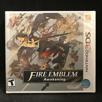 Fire Emblem: Awakening (Nintendo 3DS) BRAND NEW / English / Asia Version