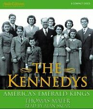 The Kennedys: America's Emerald Kings, Maier, Thomas, Very Good ,### Audio CD wi