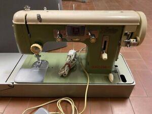 Antica macchina da cucire Gritzner funzionante