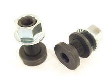"Free Agent BMX Axle Adapters 3/8"" to 14mm 35mm"