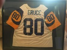 ISSAC BRUCE AUTOGRAPHED JERSEY C O A STEINER LIMITED EDITION 18/34