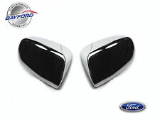 CHROME MIRROR SCALPS  LEFT & RIGHT HAND PAIR FORD FALCON BA BF BRAND NEW