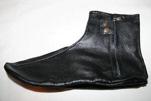 LEATHER SOCKS KHUFFAIN KHUFF Indoor/House/Carpet/Home Shoes/Slippers Men Women