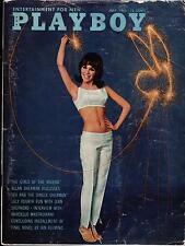 PLAYBOY US 7/1965 Juli / July - Riviera Girls, Marcello Mastroianni, James Bond